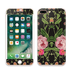 Blomster Skin IPhone 7 Plus