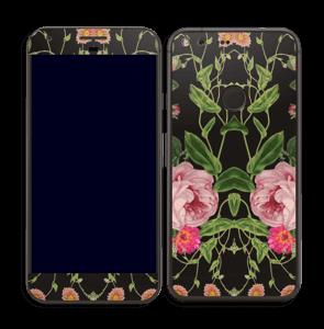 Floraison roses Skin Pixel XL