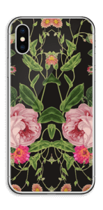 Blomster Skin IPhone XS
