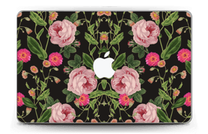 "The floral tunes Skin MacBook Air 11"""