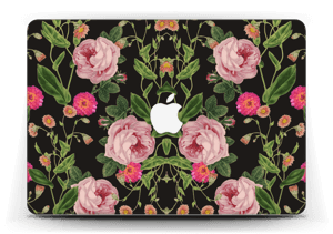 Floral tune Skin MacBook Air 13""