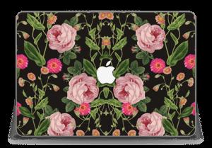 "The floral tunes Skin MacBook Pro Retina 15"" 2015"