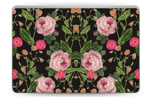 The floral tunes Skin Laptop 15.6