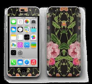 Floraison roses Skin IPhone 5c