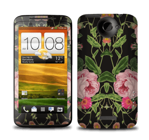 The floral tunes Skin One X