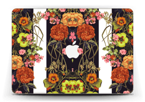 Orange flora Skin MacBook Air 13""