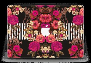 "Pink floral crossings Skin MacBook Pro Retina 13"" 2015"