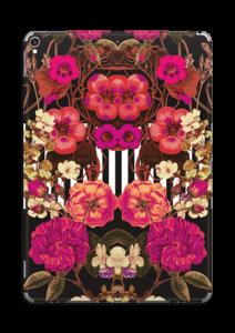 Roze bloemen Skin IPad Pro 10.5