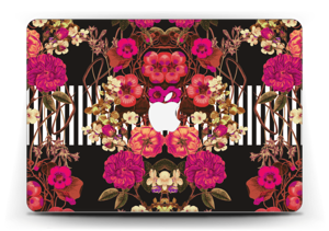 "Roze bloemen Skin MacBook Air 13"""
