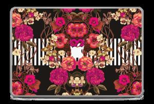 "Rosa blomster Skin MacBook Pro 17"" -2015"