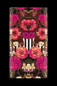 Roze bloemen Skin Nokia Lumia 920