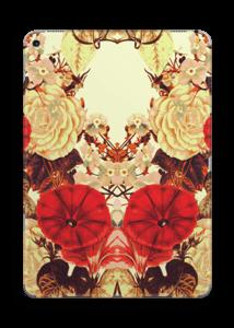 Symetriske blomster Skin IPad Pro 9.7