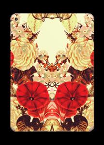 Symetriske blomster Skin IPad Air 2