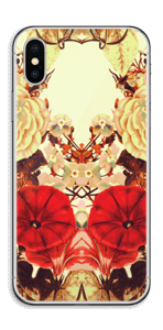 Floral symmetry Skin IPhone X