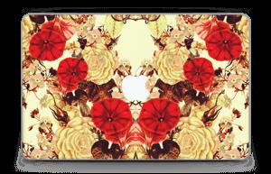"""Floral symmetry Skin MacBook Air 11"""""""