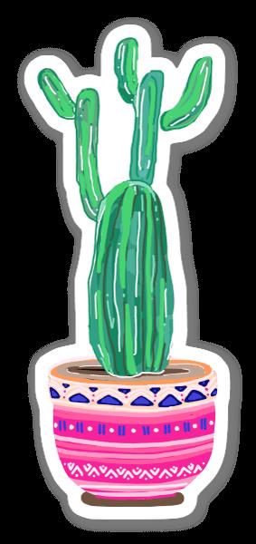 Cactus Love 3  sticker