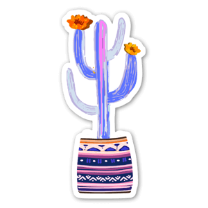 Cactus Love 5 sticker