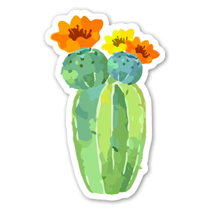 Cactus Love 6 sticker