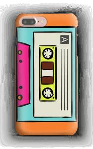 Mixtape case IPhone 7 Plus