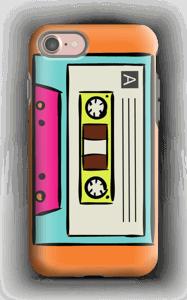 Mixtape deksel IPhone 7 tough