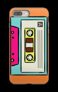 Mixtape kuoret IPhone 8 Plus tough