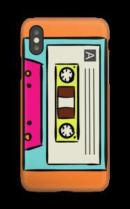 Mixtape deksel IPhone XS
