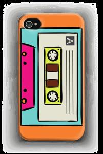 Mixtape kuoret IPhone 4/4s