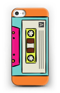 Mixtape kuoret IPhone 5/5S