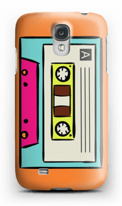 Mixtape deksel Galaxy S4