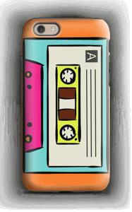 Mixtape  case IPhone 6 tough