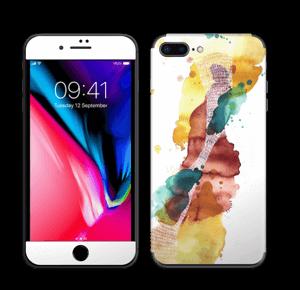 Altijd in beweging Skin IPhone 8 Plus