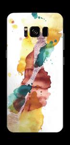 Movimiento Sísmico Vinilo  Galaxy S8