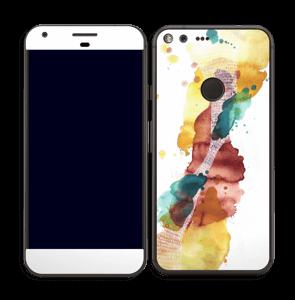 Peinture à l'eau Skin Pixel XL
