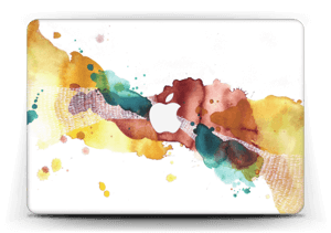 "Altijd in beweging Skin MacBook Air 13"""
