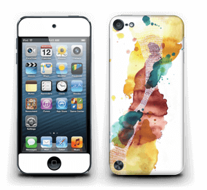 Always Moving Skin IPod Touch 5th Gen