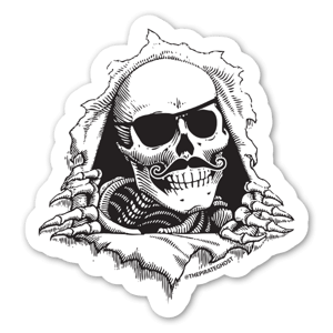 PirateGhost Ripper sticker
