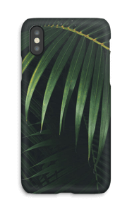 Palm leaf design
