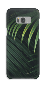 Palmblad hoesje Galaxy S8 Plus