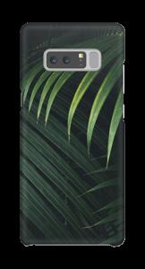 Lehtiä  kuoret Galaxy Note8
