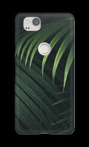 Grøn tropik cover Pixel 2