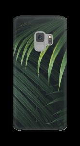 Palmenblatt Handyhülle Galaxy S9