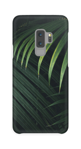 Palmenblatt Handyhülle Galaxy S9 Plus