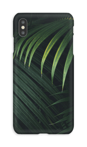 Palmeras funda IPhone XS Max
