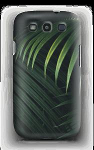 Palmblad hoesje Galaxy S3