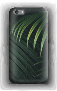 Palmblad hoesje IPhone 6 Plus tough