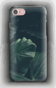 Jungle groen hoesje IPhone 7