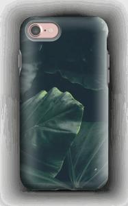 Jungle groen hoesje IPhone 7 tough