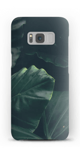 Jungle groen hoesje Galaxy S8