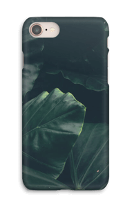 Jungle groen hoesje IPhone 8
