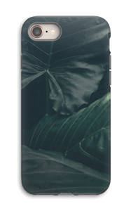 Jungle groen hoesje IPhone 8 tough